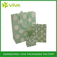 Cheap Online wholesale paper shopping bag for shoe