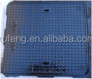 cast iron manhole cover en124 b125 C250D400