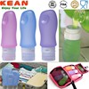 Containers Lotions Tube Best Silicone 3 Size Bottles Empty Travel Bottles