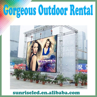 High Quality ultra slim Outdoor Led Display Board