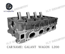 MITSUBISHI 4G64 Cylinder Head for GALANT/WAGON/L200 CAR