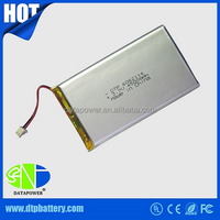 lithium ion battery li ion battery pack 3.7v android tablet replacement battery