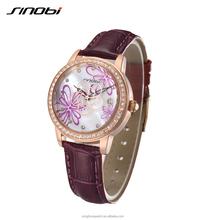 Luxury steel diamond watches women fancy ladies watches