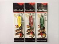 3pcs/set 25G zinc Spoon Fishing Baits Fishing Lures Fishing Tackle Spinner Blades