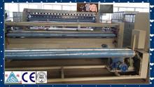 Fabric embossing machine (CE)