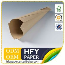 Elegant Top Quality Low Cost Cylinder Paper Brown Contact Paper