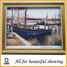 310g printing Inkjet painting Canvas / Oil Polyester Canvas in Roll size,modern home decoration art canvas