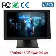 Wide screen LED 10.1 touch screen usb monitor