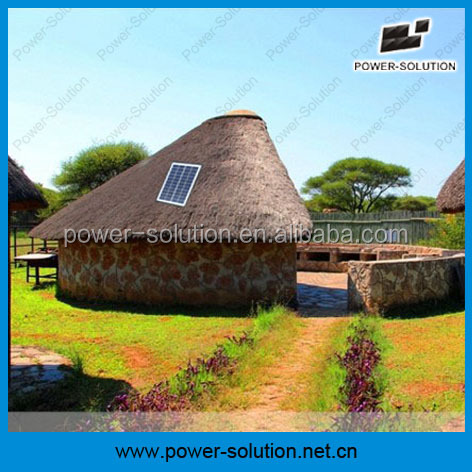 mini home solar panel system for African market