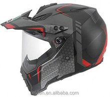 ABS helmet motocross dot full face motorcycle riding off road helmet Motocicleta casco