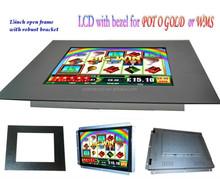 Pot O gold / WMS 550 , Bluebird , IGT Game IR Touch monitor