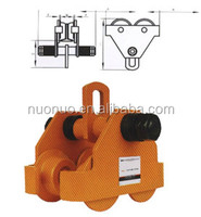 1.5T GCL-B Manual geared trolley/manual plain trolley/types of service trolley