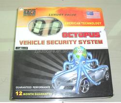 High quality octopus one way car alarm system,original octopus car alarm