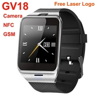 """Bluetooth 1.55"""" GSM NFC Camera SIM card simple mobile phone watch for sale"""