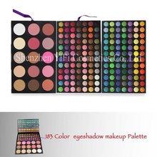 Autumn Fashion! 183 color makeup set square eyeshadow case