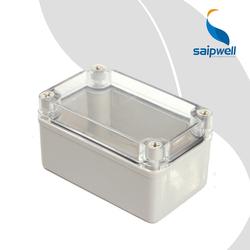 Saipwell Saip Factory Best Price Junction Box IP65 Waterproof UK Standard ABS Plastic IP65 Saipwell Plastic Junction Box