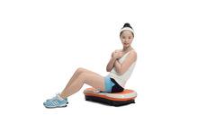 2015 New Crawler vibration plate vibration machine crazy fit massage manual