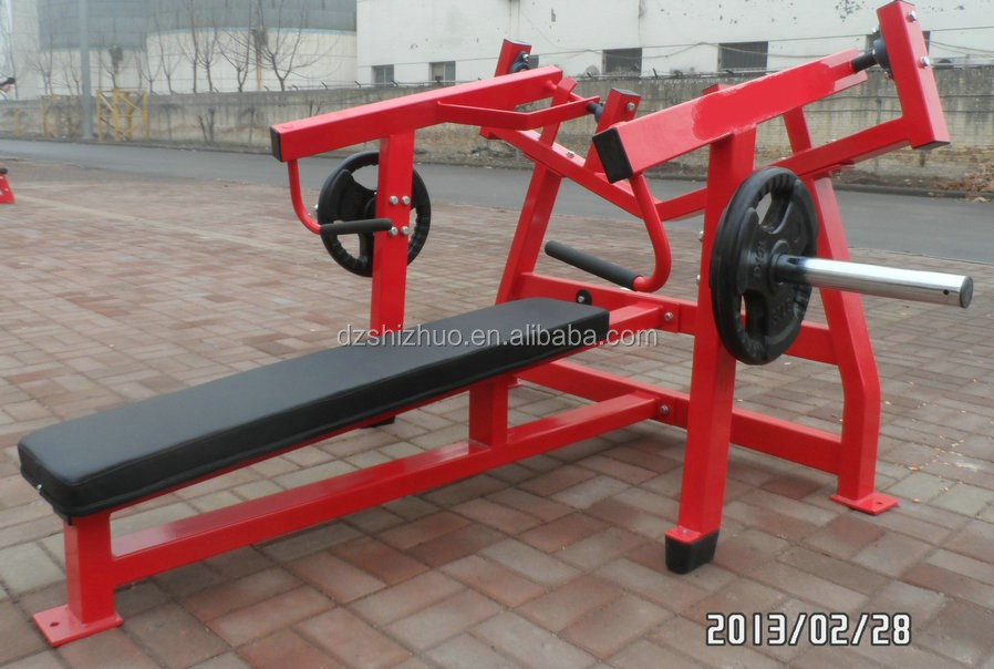 Commercial fitness equipment lateral horizontal bench for Cost of building a gym