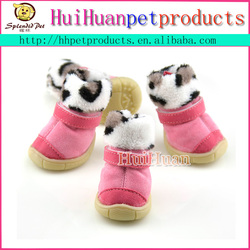 New arrival dog boots warming dog boots