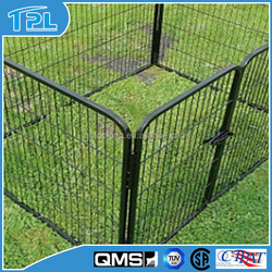 Factory Wholesale Large Metal Dog House