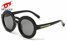 healthy Silicon polarized kids sunglasses retro round frame sunglasses for children
