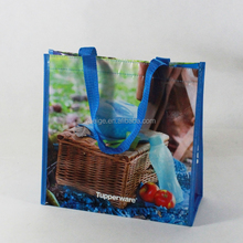 china reusable laminated pp non woven bag,plastic woven bag,woven bag