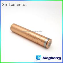 New mech e cig mod hot selling sir lancelot mod vaporizer pen ecig fuhattan mod drak horse rda atomizer