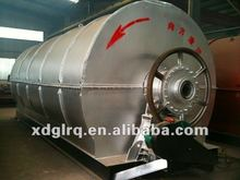2012 new-design waste tyre oil recycling machine