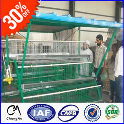Chicken farm equipment / chicken breeding cage /Chicken cage for sale