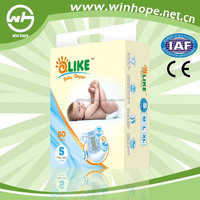 Win Hope hot sexy baby diapers, sleepy baby diapers from China