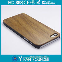 Fashion new 2014 wooden for i phone 5 case wooden case wholesale