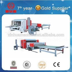 rotary full computer automatic die cutting machine production