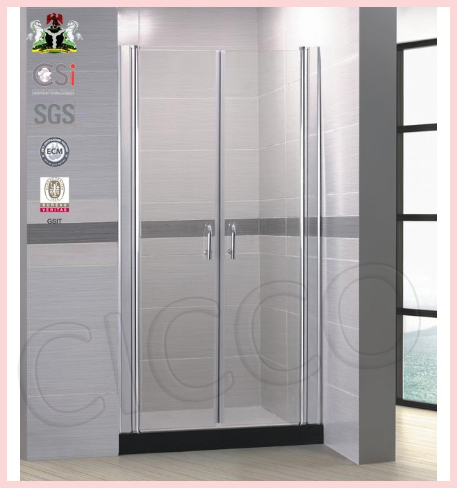 China professional glass shower door suppliers and for 1150mm shower door
