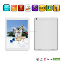 Hot selling 9.7 inch Quad core 3G Android tablet pc with Bluetooth