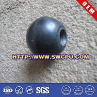 Customized rubber balls 5mm in high quality