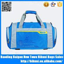 Hot Design Fashion Promotional nylon sport bag duffel bag mens travel bag
