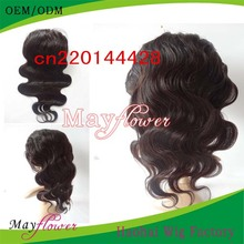 Virgin indian hair swiss full lace cap ear to ear stretch wigs for women thick density body wave 18inch
