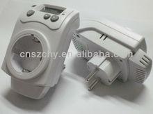 Digital Temperature Controller / Intelligent Temperature Controller / Plug in home use temperature controller