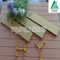 Outdoor Wood Plastic Composite WPC Fencing Wall