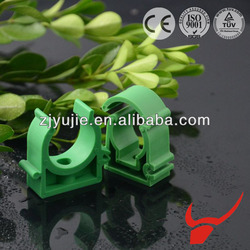 New companies ppr clip rubber coated pipe clamps