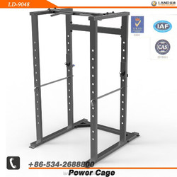 LD-9048 Power Cage / Plate Loaded Fitness Machine