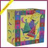 Free sample Happy Chirstmas hot sale gift bag& recycle printed paper gift bag