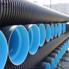 SN8 HDPE Corrugated Pipe for Sewage and Drainage