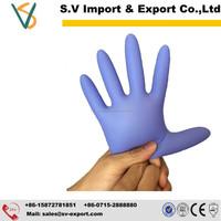 China A grade nitrile gloves