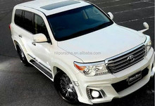 WD-design car tuning bumper body kit auto parts for toyota new Land Cruiser Prado