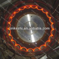 high frequency induction heater for drive shaft/gears surface hardening