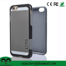 free sample 2 in 1 pc tpu case for iphone 6, cheap phone case china wholesale
