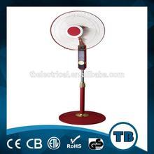 Independiente eléctrica motor del ventilador del ventilador