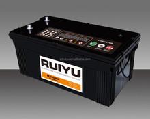 N200 sealed maintenance free truck battery automotive