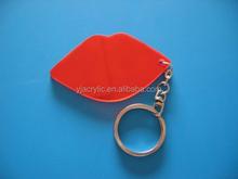 custom blank acrylic key chains